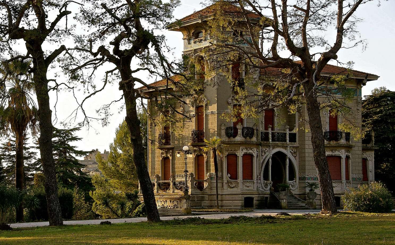 Villa San Michele, 1907-10