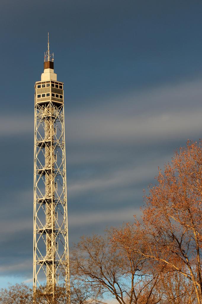 La Torre Littoria oggi