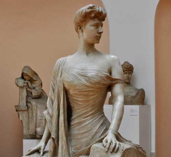 P. Canonica, Donna Franca, 1904-1907