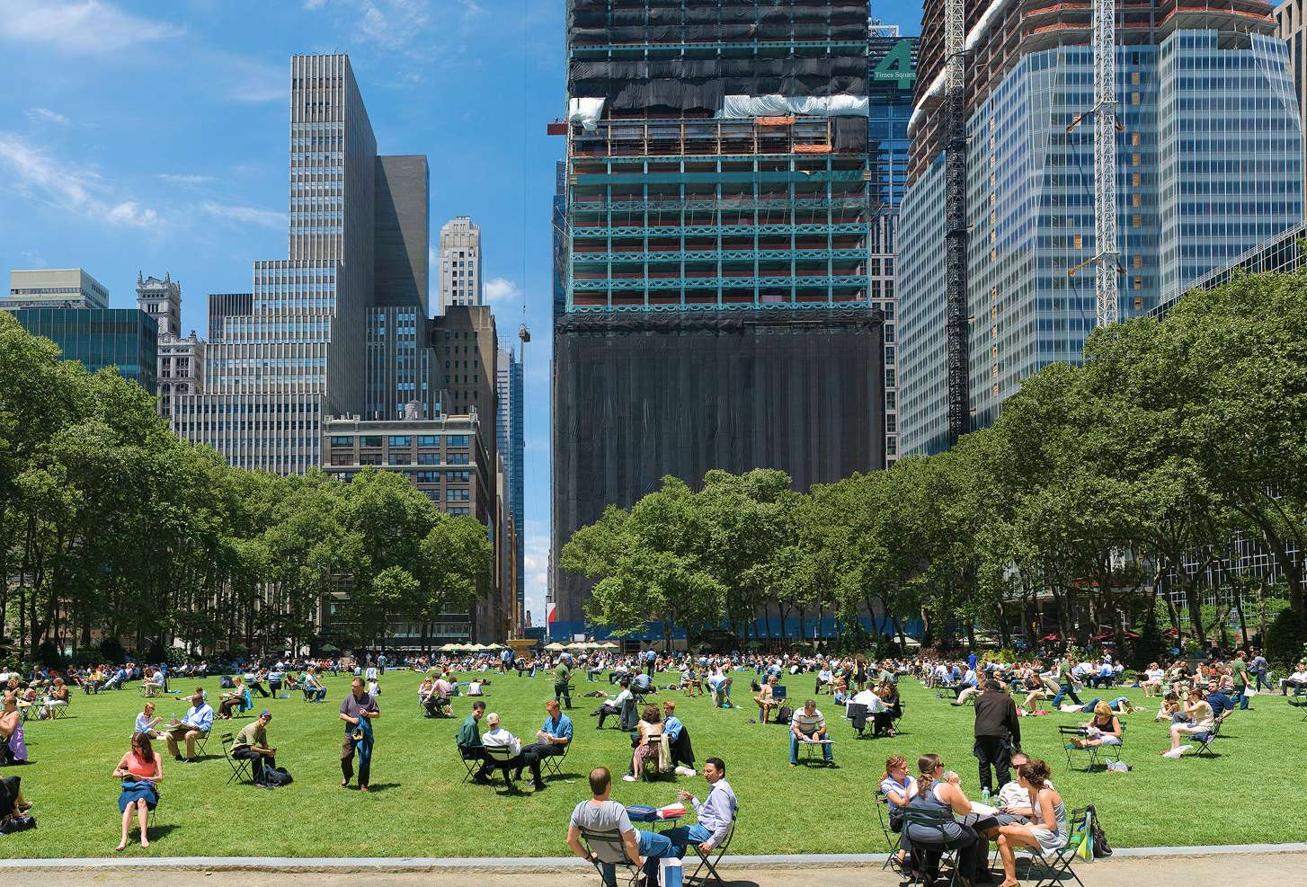 Bryant Park, New York