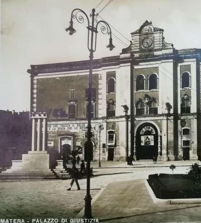 Matera, 1939