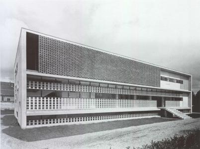Dispensario antitubercolare, Alessandria (1936)