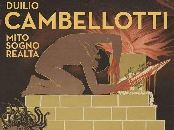 OmoGirando Campellotti a Villa Torlonia