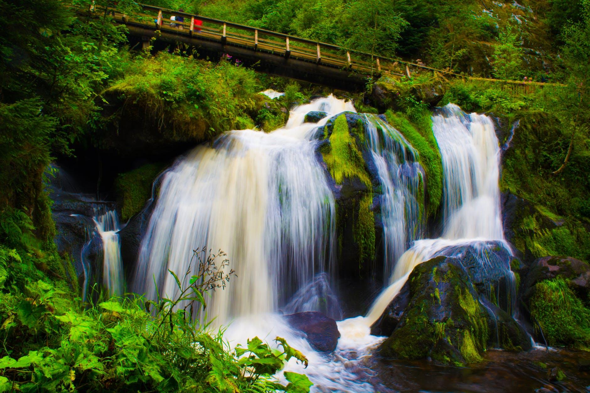 Le cascate di Triberg,  foto by Juan Pablo Guzmán Fernández on pexels.com