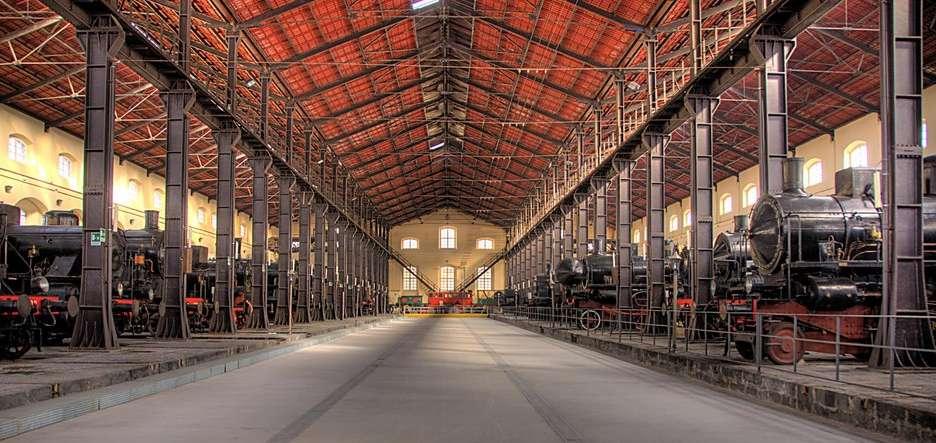 Pietrarsa, Museo Nazionale Ferroviario