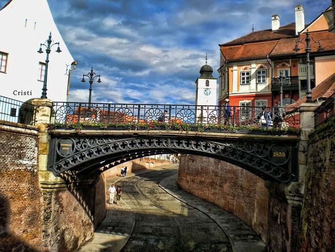Sibiu, ponte delle Bugie