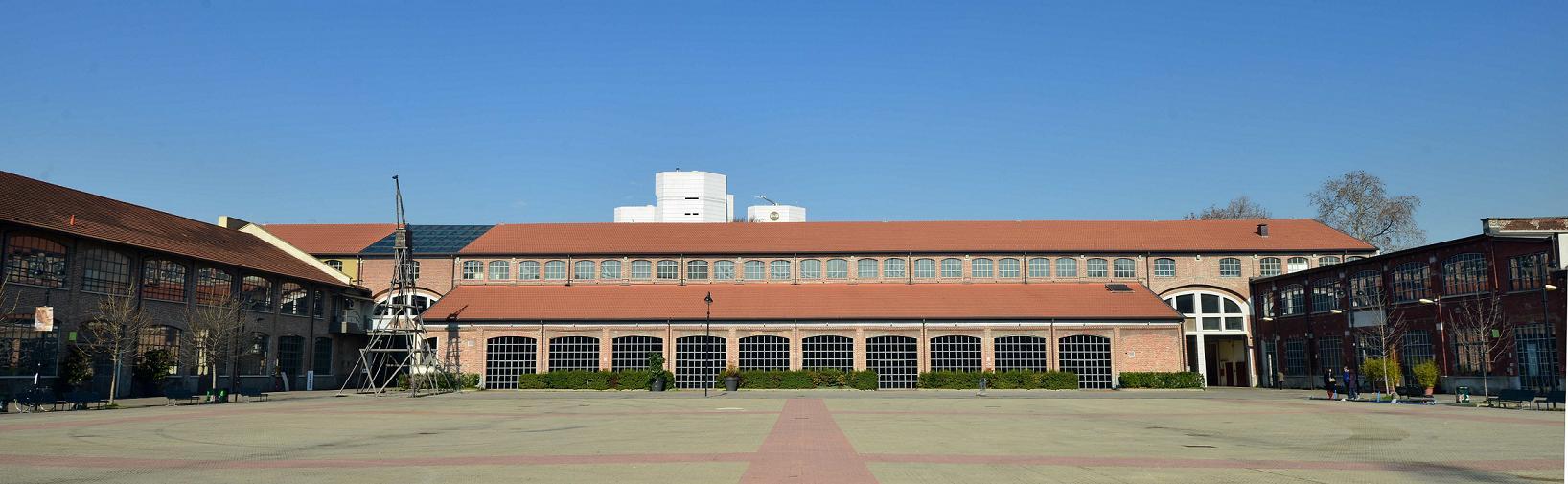 Milano, la Fabbrica del Vapore