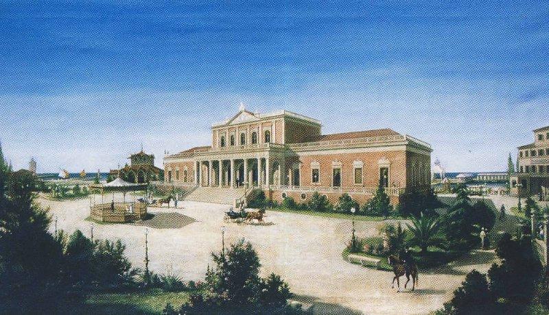 Rimini, il Kursaal