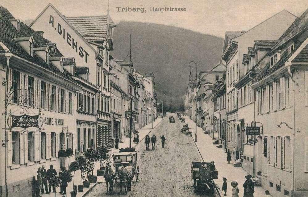 Triberg, 1912