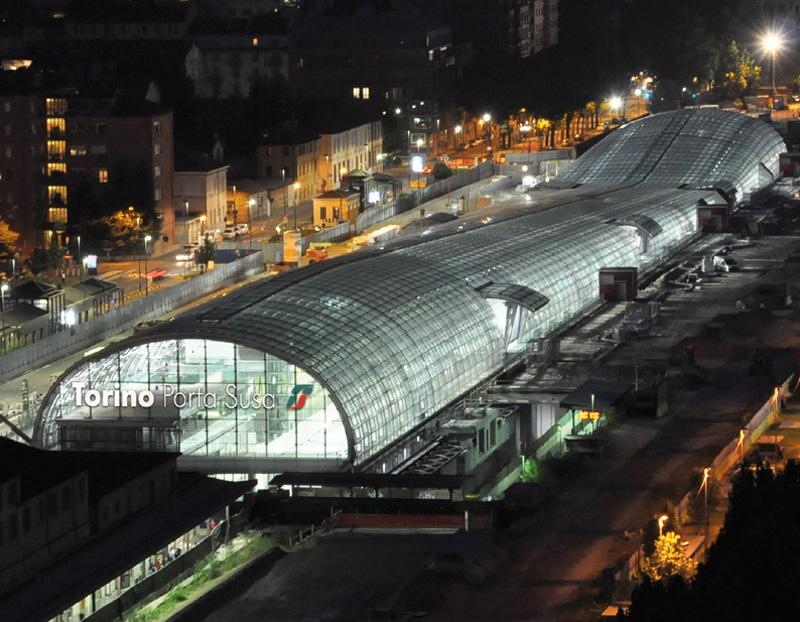 Torino, la nuova Stazione di Porta Susa